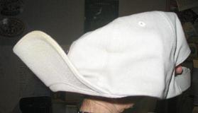 Side View of Ass Kissing Hat